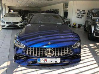 mercedes-benz amg gt 53 4matic+- 3d burmester- exclusive car