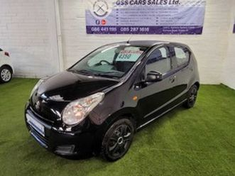 2013 suzuki alto----2 years nct warranry for sale in dublin for €4610 on donedeal
