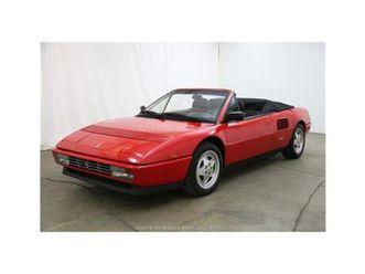 for sale: 1989 ferrari mondial in miami, florida