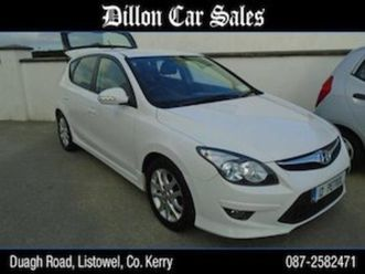 hyundai i30 1.4 comfort for sale in kerry for €6999 on donedeal