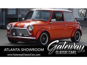 1972 austin mini for sale