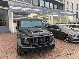mercedes-benz g 63 amg brabus 800 widestar black - € 338.800 à vendre