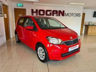 skoda citigo 1.0 75hp ambition for sale in galway for €6950 on donedeal