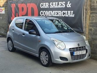 suzuki alto, 2013 nct 11/21 for sale in dublin for €5950 on donedeal