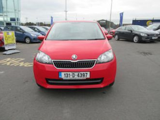 skoda citigo amb. 5d 1.0mpi 60hp asg for sale in limerick for €7750 on donedeal