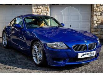 >2006 bmw z4m coupe 3.2