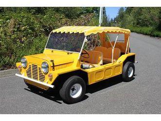 1967 austin mini moke (1967)