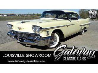 1958 cadillac deville sedan