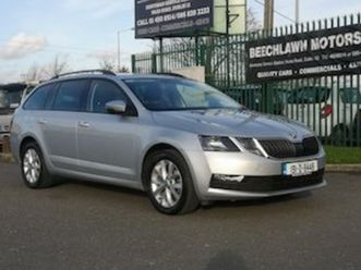 skoda octavia ambition 1.6 tdi 115 hp // low mile for sale in dublin for €18950 on donedea