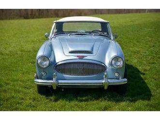 1962 austin-healey 3000 mk ii for sale