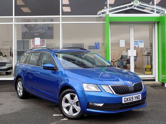 >sep 2019 skoda octavia 1.0 tsi se technology 5dr dsg
