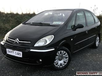 citroen xsara picasso, 2007 for sale in kerry for €1950 on donedeal