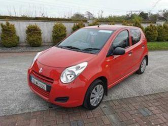 suzuki alto, 2013 low mileage for sale in dublin for €6500 on donedeal