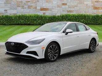 2021 hyundai sonata limited edition