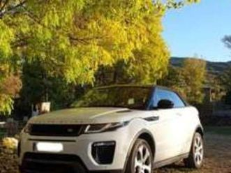 land rover range rover evoque convertible 2.0td4 hse dynamic 4wd 180 aut.