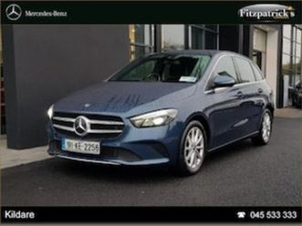 mercedes-benz b-class b series 180 5dr auto for sale in kildare for €29950 on donedeal