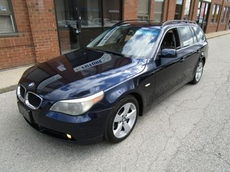 2006 bmw 5 series 530xi ***wagon | leather | pano roof*** | cars & trucks | mississauga /