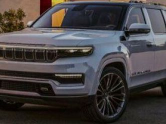 2022 jeep grand wagoneer series iii|22 inch wheels|trailer tow | cars & trucks | city of t