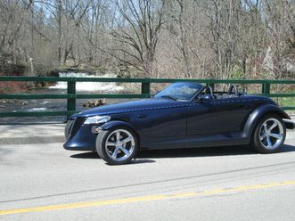 prowler 2dr convertible roadster (2001) | cars & trucks | norfolk county | kijiji