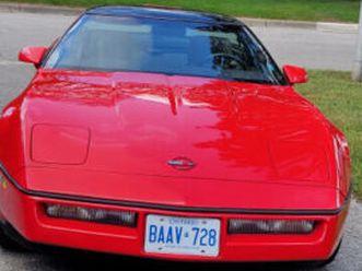 1989 corvette | classic cars | london | kijiji