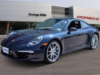 certified 2015 porsche 911 carrera 4
