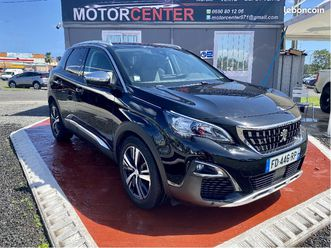 peugeot 3008 business 1.6 thp 130ch sets eat6 a...