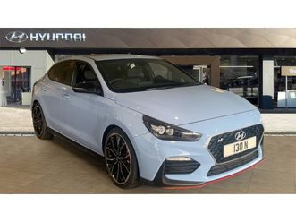 hyundai i30 fastback 2.0t gdi n performance 5dr petrol hatchback