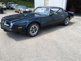 Pontiac Firebird For Sale 1974 Pontiac Firebird Trans Am In Dundas Ontario Used The Parking