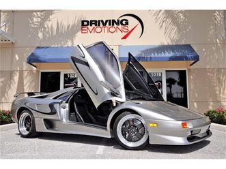 for sale: 1998 lamborghini diablo in west palm beach, florida