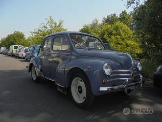 renault 4cv 1956