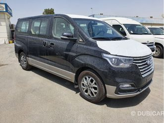 hyundai h-1 2.4lpetrol -9 seats -automatic gear for sale: aed 84,000