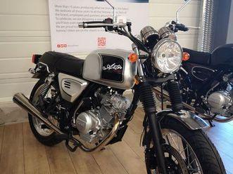 moto orcal 125 astor e4 2020