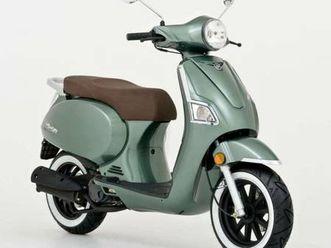 motorr estate 50cc 2t free helmet, 6-m rego, gloves & fuel