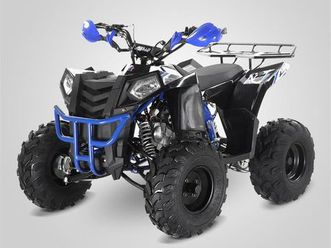 quad 125 cc apollo orion commander roues 8 pouces model rare et fiable