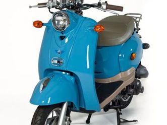 trés beaux scooters retro neufs garantis 2ans