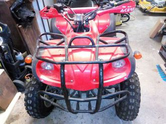 quad adly 300 cc