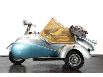 Piaggio Vespa Sidecar Vba 150 De Segunda Mano El Parking