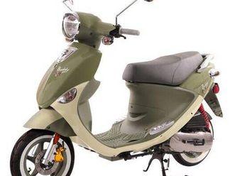 2021 genuine scooter company buddy 50 international