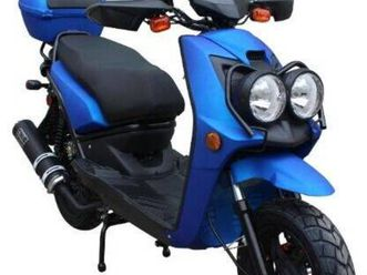 2019 zoma 50cc matte finish 4 stroke moped scooter