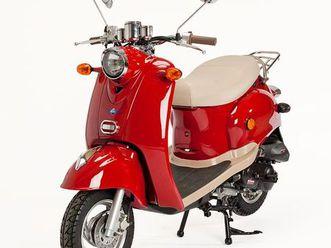 très joli scooter 50 cc3 retro neuf garanti 2 ans