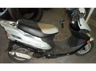 motorroller rs 450 street