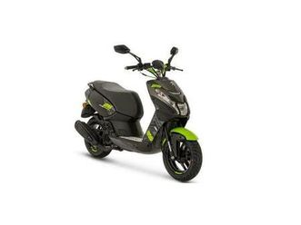 peugeot streetzone 50cc two stroke. black and green. | in barnsley, south yorkshire | gumt