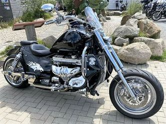boss hoss v8 custom, der hammer!