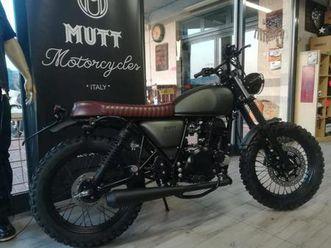 vendo mutt motorcycles hilts 250 (2019