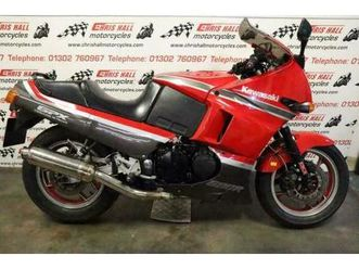 1989 kawasaki gpx600r, clean bike   in doncaster, south yorkshire   gumtree