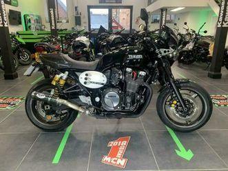 Yamaha 2016 Yamaha Xjr1300 Cafe Racer Motorcycle Black In Borrowash Derbyshire Gumtree De Segunda Mano El Parking