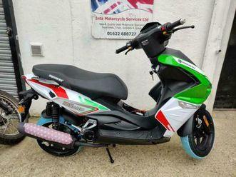 motorini misano 50 50cc scooter new   in maidstone, kent   gumtree