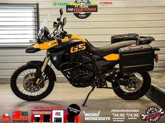 bmw f800gs 2009 used motorcycle for sale in tilbury