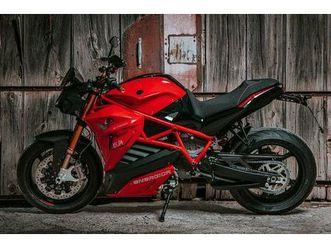 energica eva ribelle elektro motorrad