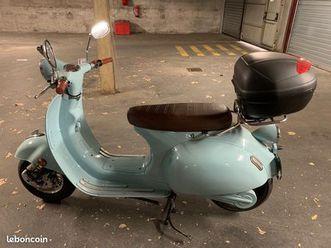 scooter vintage électrique 50cc